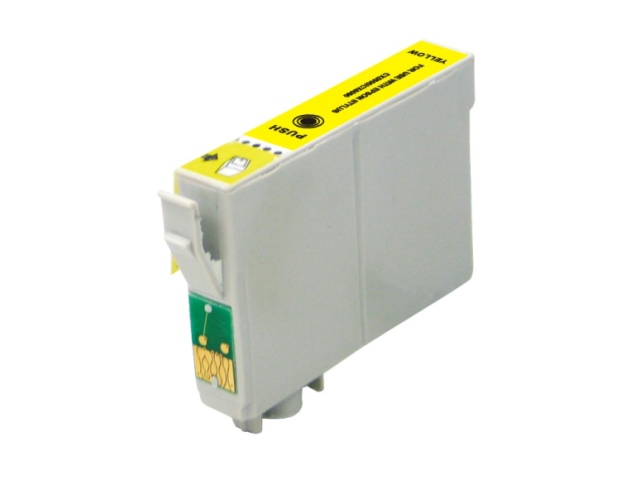 Replacement Cartridge for EPSON T078420 (#78) YELLOW