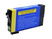Replacement Cartridge for EPSON T802XL420 (#802XL) YELLOW
