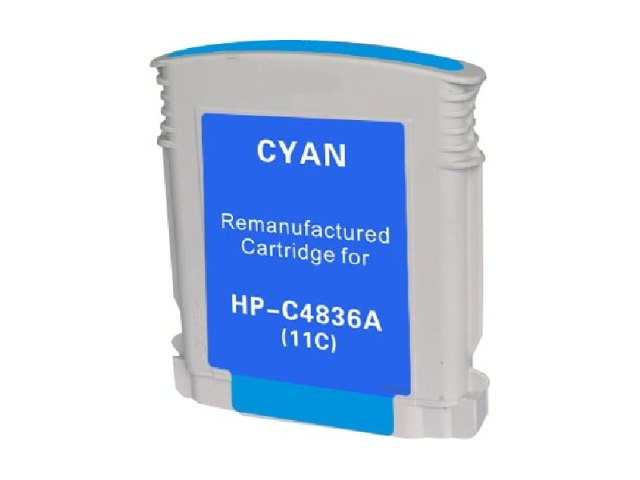 Compatible Cartridge for HP #11 CYAN (C4836AN)