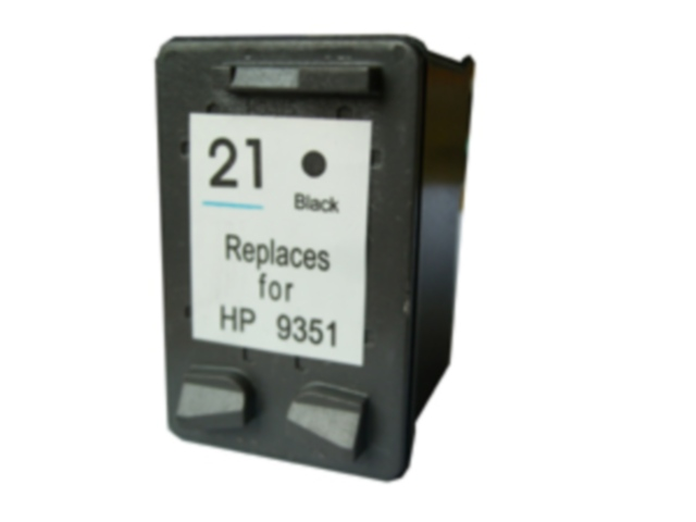 Compatible Cartridge for HP #21 BLACK (C9351AN)