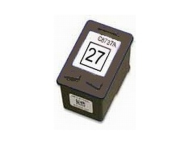 Compatible Cartridge for HP #27 BLACK (C8727AN)