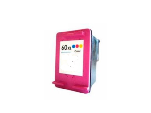 Compatible Cartridge for HP #60XL COLOR (CC644WN)