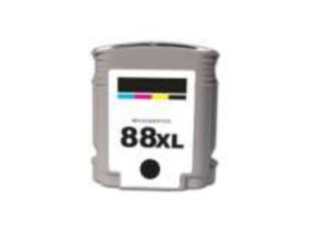 Compatible Cartridge for HP #88XL BLACK (C9396AN)