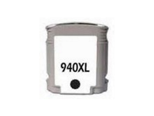 Compatible Cartridge for HP #940XL BLACK (C4906AN)