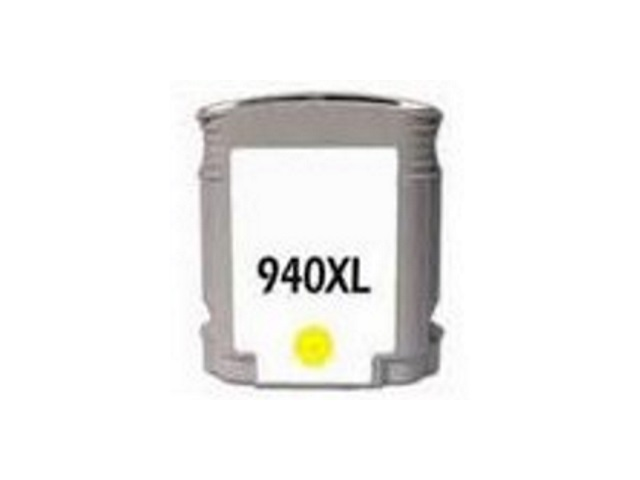 Compatible Cartridge for HP #940XL YELLOW (C4909AN)