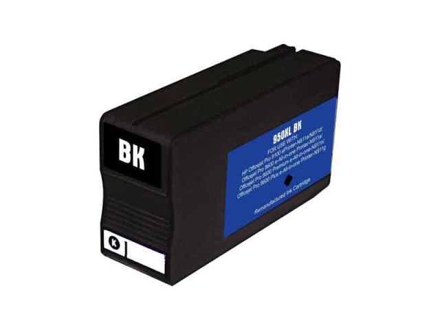 Compatible Cartridge for HP #950XL BLACK (CN045AN)