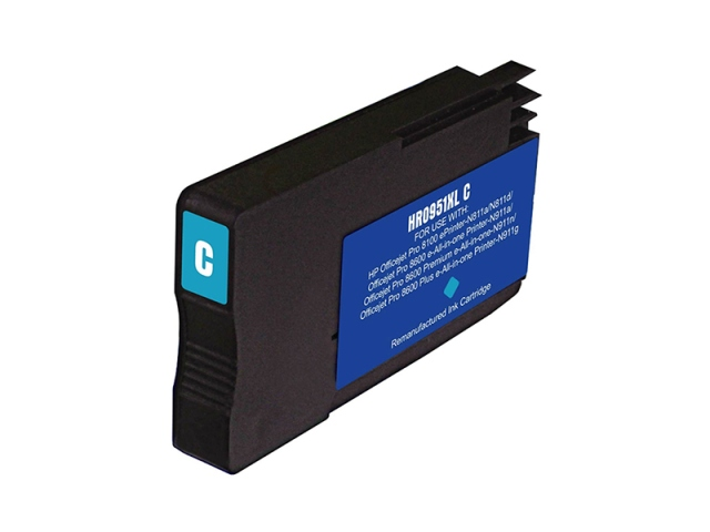 Compatible Cartridge for HP #951XL CYAN (CN046AN)
