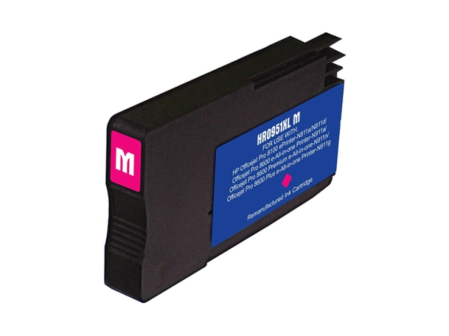 Compatible Cartridge for HP #951XL MAGENTA (CN047AN)
