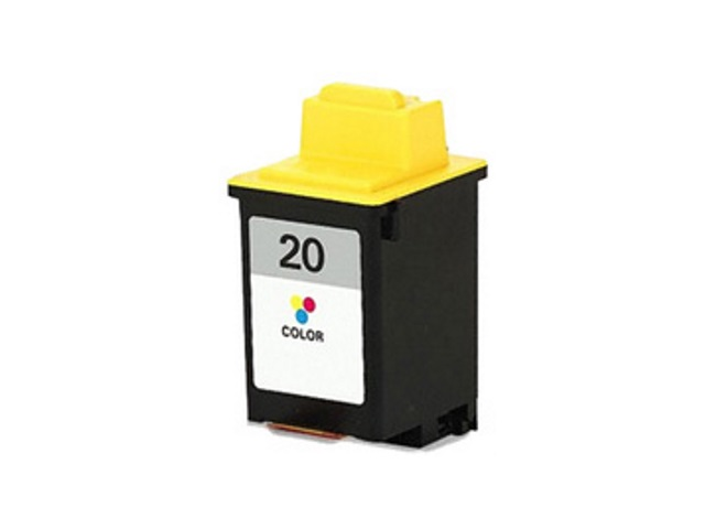 Compatible Cartridge for LEXMARK #20 COLOR (15M0120)