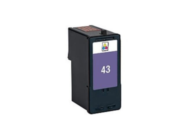 Compatible Cartridge for LEXMARK #43XL COLOR (18Y0143)