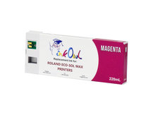 220ml MAGENTA Compatible Cartridge for Roland ECO-SOL MAX Printers (ESL3-MG)
