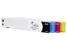 4x440ml Compatible Cartridge Pack for Roland ECO-SOL MAX Printers