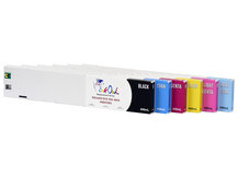 6x440ml Compatible Cartridge Pack for Roland ECO-SOL MAX Printers