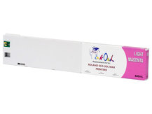 440ml LIGHT MAGENTA Compatible Cartridge for Roland ECO-SOL MAX Printers (ESL3-4LM)