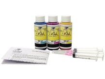 60ml Color Kit for use in CANON printers