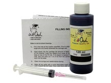 Gray 120ml Kit for use in CANON printers