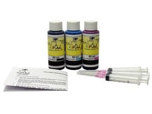 60ml Photo Color Kit for use with CANON CL-52 and BCI-3 cartridges