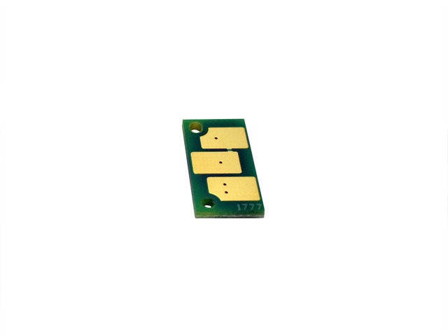 YELLOW Smart Chip for KONICA MINOLTA - 5430, 5440, 5450 *EUROPE*