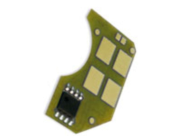 YELLOW Smart Chip for XEROX - Phaser 6110 Printers