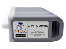 8-pack 700ml Compatible Cartridges for CANON PFI-1700