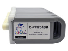 8-pack 700ml Compatible Cartridges for CANON PFI-704