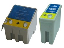 2-Pack Replacement Cartridges for EPSON T013/T014