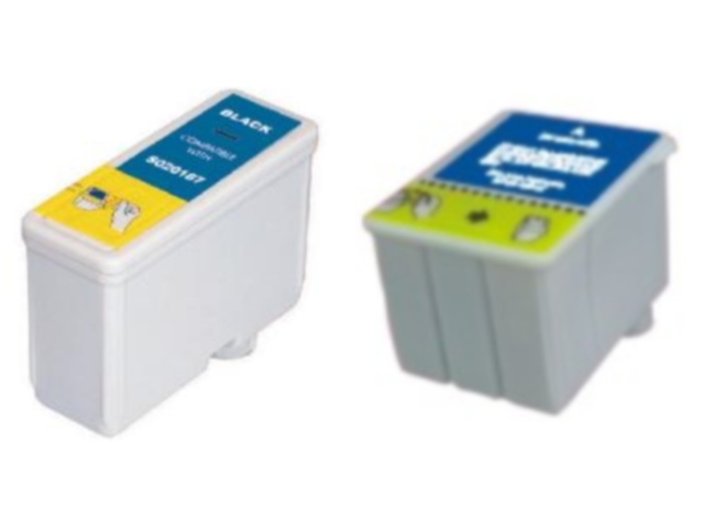 2-Pack Replacement Cartridges for EPSON S020093/97