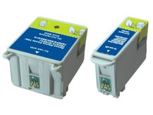 2-Pack Replacement Cartridges for EPSON T007/T008