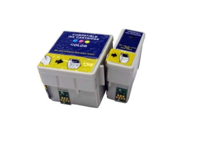 2-Pack Replacement Cartridges for EPSON T036/T037