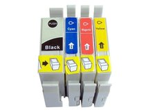 4-Pack Replacement Cartridges for EPSON T0321-T0422-T0423-T0424