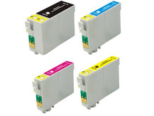 4-Pack Replacement Cartridges for EPSON #252XL