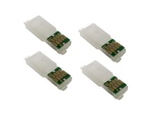 Single-Use Chips (4-pack) for EPSON 220, 220XL *NORTH AMERICA*