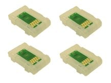 Single-Use Chips (4-pack) for EPSON 786, 786XL, 788XXL *NORTH AMERICA, AUSTRALIA*