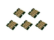 Single-Use Chips (5-pack) for EPSON 410, 410XL *NORTH AMERICA*