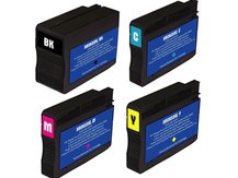 4-Pack Compatible Cartridges for HP #932XL, #933XL