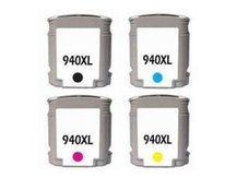 4-Pack Compatible Cartridges for HP #940XL