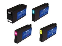 4-Pack Compatible Cartridges for HP #950XL, #951XL