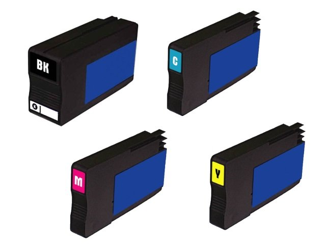 4-Pack Compatible Cartridges for HP #952XL