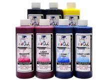 7x250ml Performance-Ultra Sublimation Ink for Epson Wide Format Printers