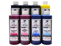 8x250ml Performance-Ultra Sublimation Ink for Epson Wide Format Printers
