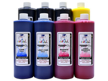 8x500ml Performance-Ultra Sublimation Ink for Epson Wide Format Printers
