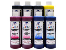 8x250ml Performance-X Sublimation Ink for Epson Wide Format Printers