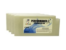 4-Pack 350ml Performance-X Sublimation Cartridges for Epson Stylus Pro 9700, 9890, 9900