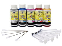 *FADE RESISTANT* 60ml Color Kit for EPSON XP-15000 Printers