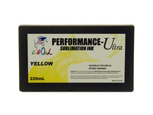 220ml YELLOW Performance-Ultra Sublimation Cartridge for Epson Stylus Pro 7800, 9800