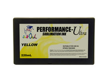 220ml YELLOW Performance-Ultra Sublimation Cartridge for Epson Stylus Pro 7880, 9880