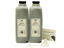 2 Laser Toner Refills for BROTHER TN-430, TN-460, TN-6300, TN-6600