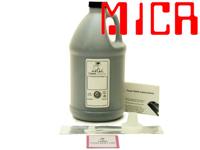 1 MICR Toner Refill for DELL M5200, M5300, W5300
