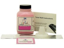 1 MAGENTA Laser Toner Refill Kit for use in HP CB543A (125A)