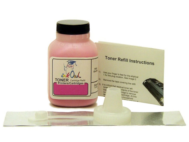 1 MAGENTA Toner Refill Kit for use in HP CF413A (410A) and CF413X (410X)